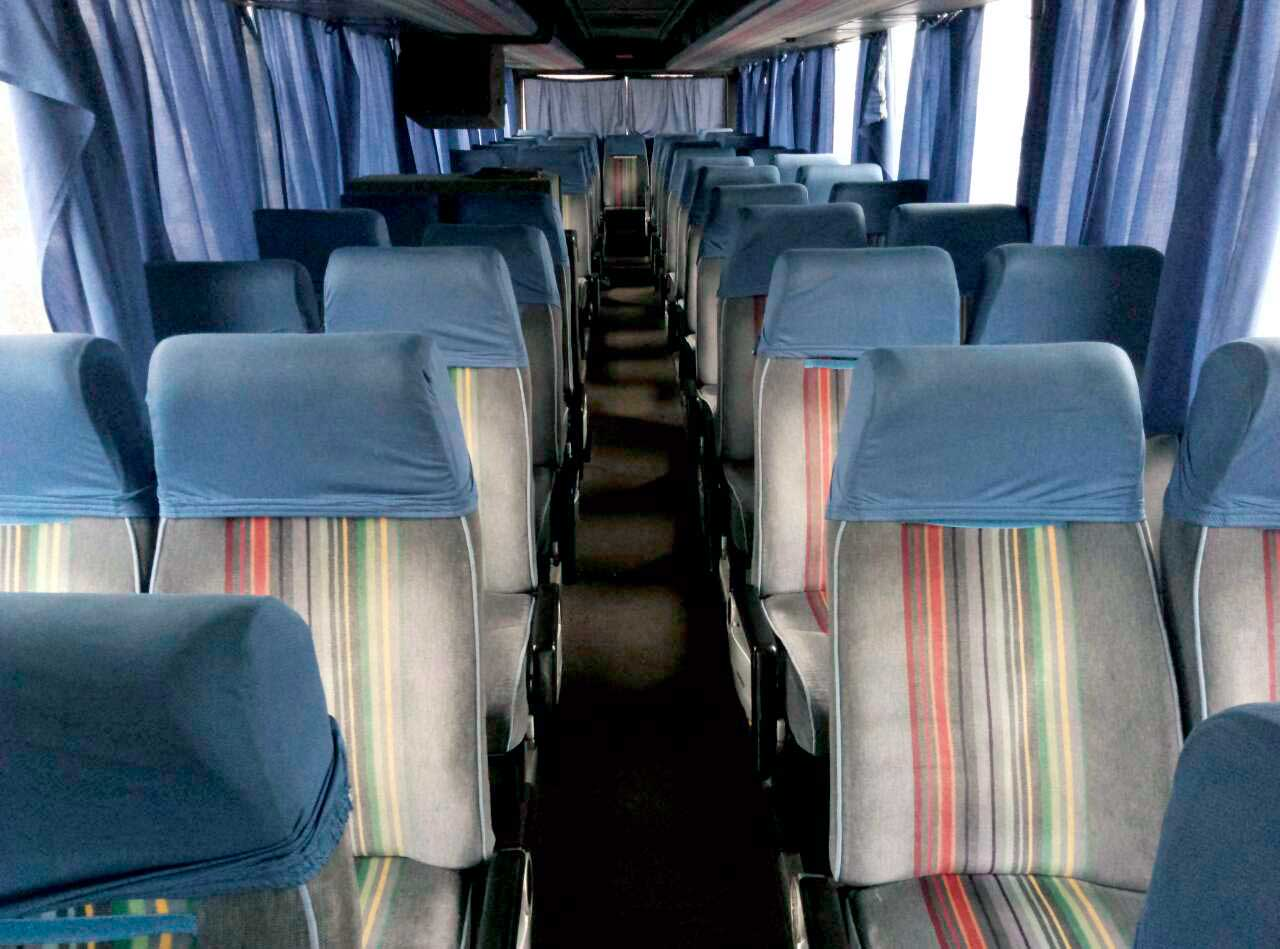 Автобус Киев - Донецк