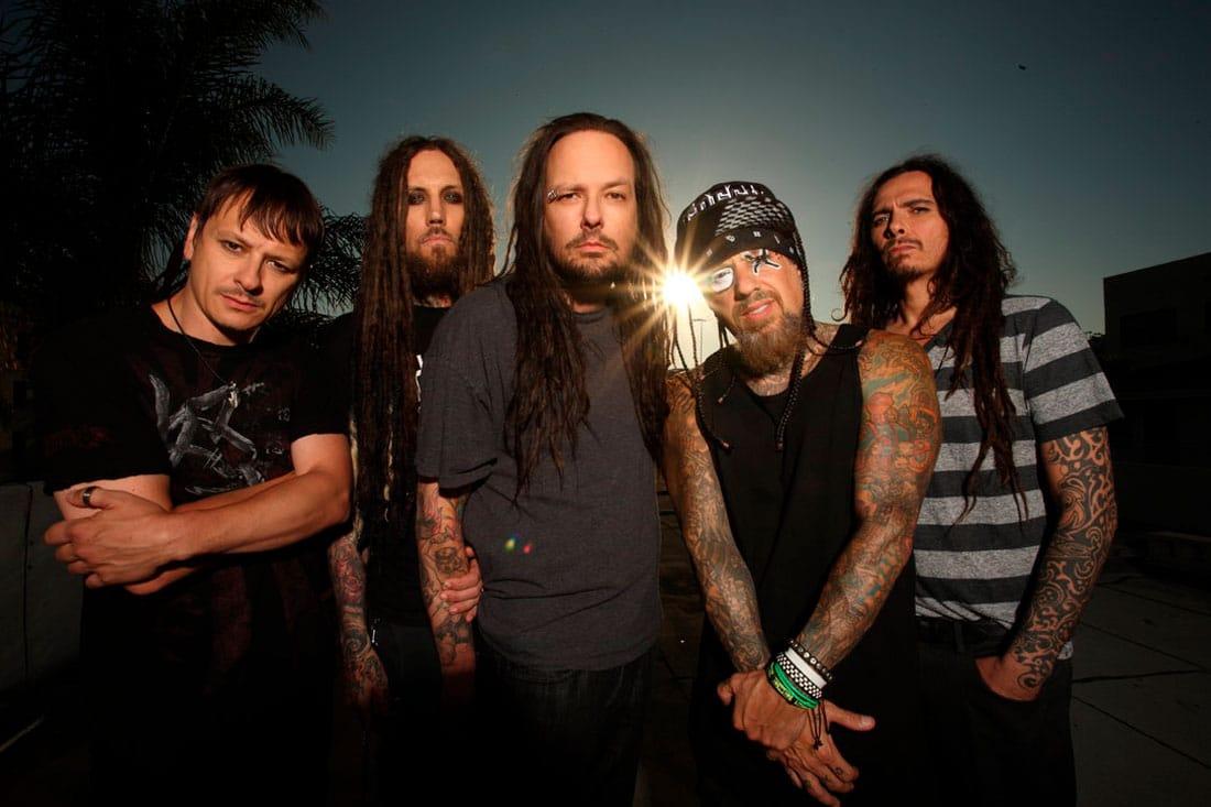 Концерты группы Korn в Варшаве и Праге