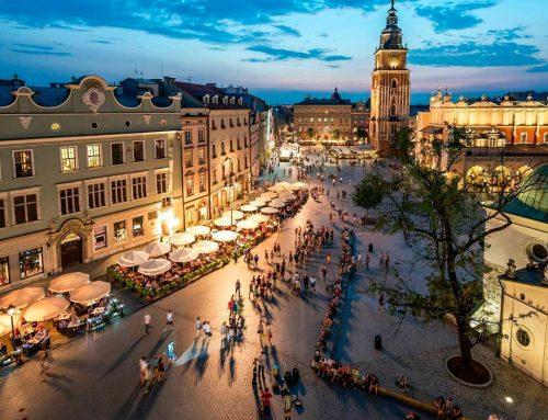 Застенчивая незнакомка… Польша