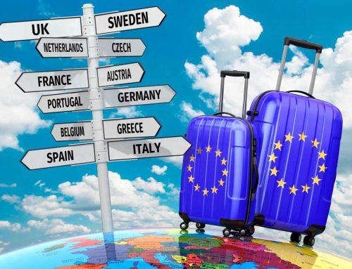 Правила прохождения погранконтроля в Евросоюзе
