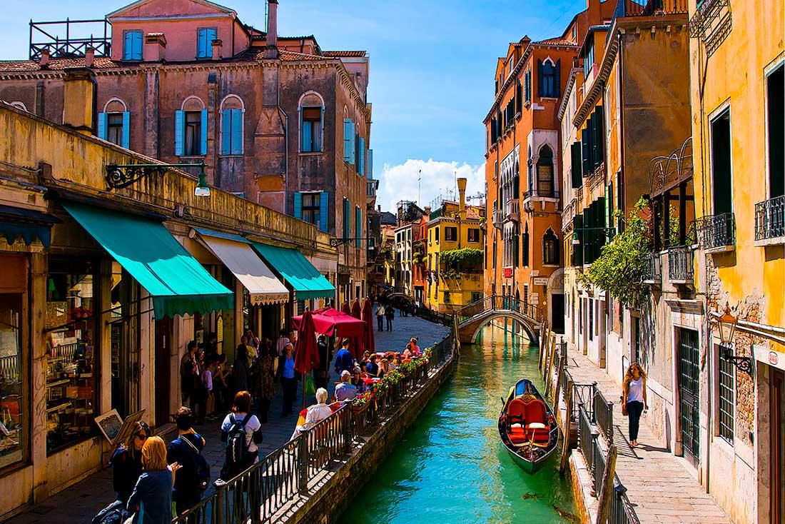 Самые уютные европейские города