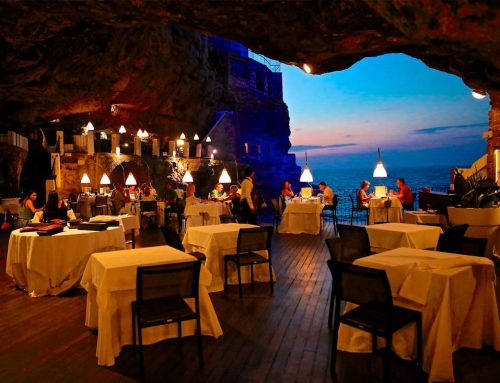 Топ необычных ресторанов мира