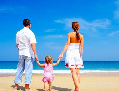 Семейный отдых в Затоке