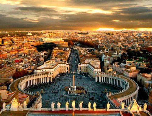 Чарующий Ватикан!