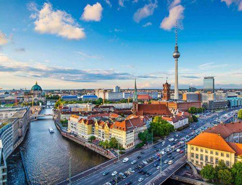 Берлин – город сюрпризов и ярких красок жизни!
