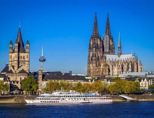 Кёльн – роскошный рай для туриста!