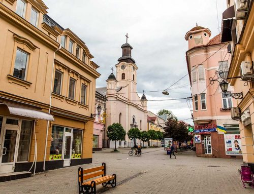 Окно в Европу или добро пожаловать в Ужгород!