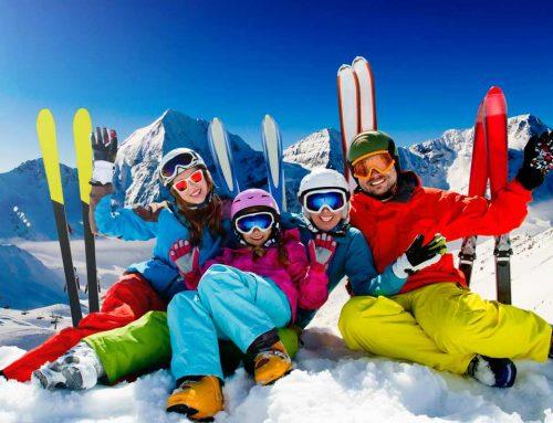 Готовим лыжи!