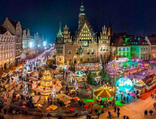 Новогодние каникулы в Европе: Чехия и Польша ждут Вас!