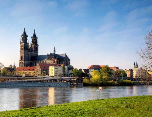 Магдебург – императорский город