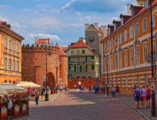 Бесплатная Варшава туристическая. Что посетить?