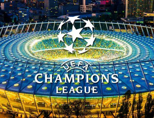 Все на Финал Лиги Чемпионов в Киев!