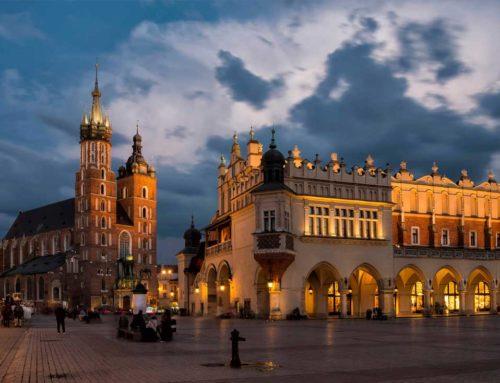 Автобусные рейсы в Краков, как замена отменённым авиарейсам МАУ