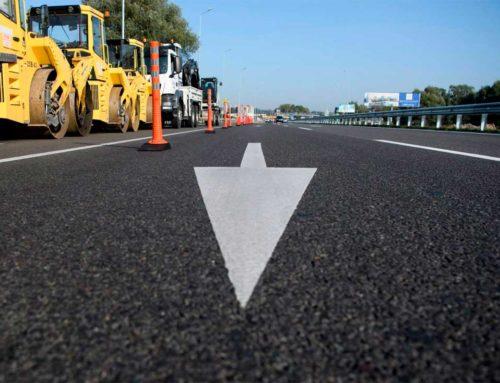 Ремонт дорог в 2020 году